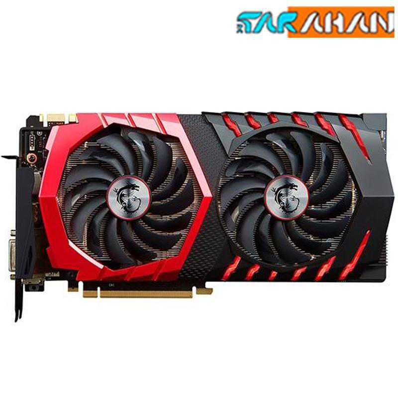 کارت گرافیک ام اس آی مدل GTX 1080 GAMING X 8GB | MSI GTX 1080 GAMING X 8GB Graphic Card